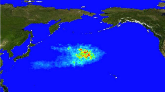 """""""Pole śmieci"""" na Pacyfiku. Tysiące ton dryfują na wschód"""