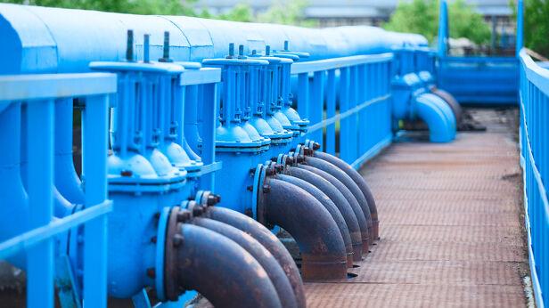 Wodociągi - zdjęcie ilustracyjne