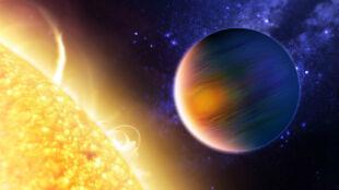 Planeta, na której nikt z nas nie chciałby się znaleźć: 51 Pegasi b