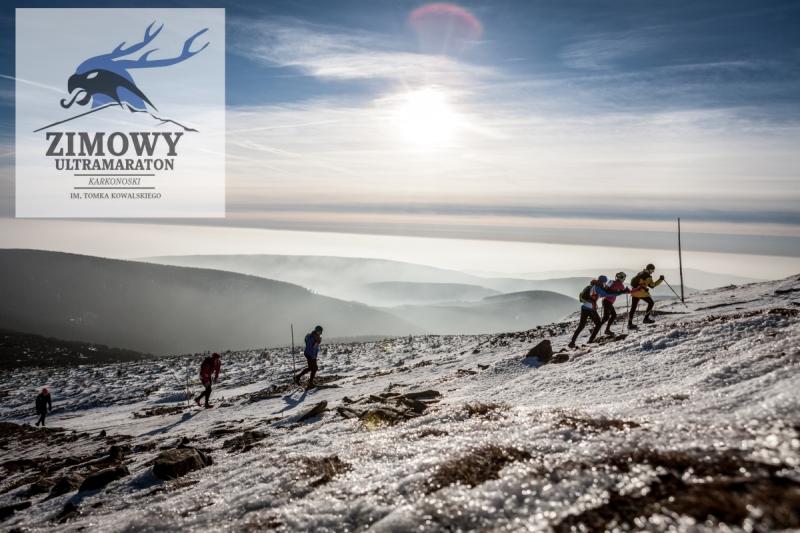 Pierwsza edycja Zimowego Ultramaratonu Karkonoskiego, fot.: Zimowy Ultramaraton Karkonoski