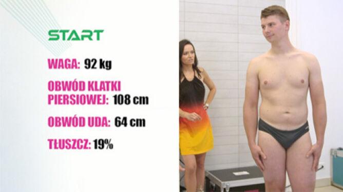 Być jak Daniel Craig. 14 kg mniej w dwa miesiące