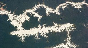 Niesamowite zdjęcia Ziemi widziane z Międzynarodowej Stacji Kosmicznej (NASA)