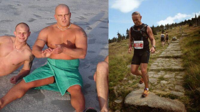 """""""Ludzie bali się do mnie podchodzić"""". <br />Schudł 50 kg i zmienił swoje życie"""