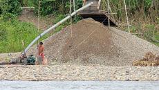 Złoto przekleństwem Amazonii: dżungla zmienia się w pustynię